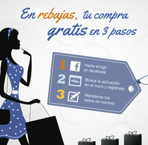 Campaña Gráfica offline y online - Dormitienda. Um projeto de Design, Ilustração e Publicidade de Esther HIJANO MUÑOZ - 11-01-2014