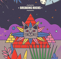 BREAKING ROCKS. A Illustration project by David Pocull - Jan 13 2014 12:00 AM