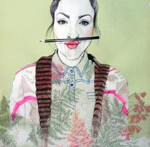 Hello, I'm Beatriz Ocaña. A Illustration project by Beatriz Ocaña         - 12.01.2014