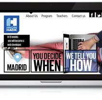 Diseño web. Um projeto de Design de Delia Ruiz         - 14.01.2014