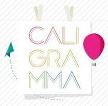 Caligramma web :: graphic design studio . A Design project by Irene Rubio Baeza         - 21.01.2014