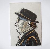 Tinta. Un proyecto de Ilustración de Tony Raya  - Jueves, 23 de enero de 2014 00:00:00 +0100