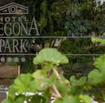 Fotografía: Hotel Begoña Park en Gijón. Un proyecto de Fotografía de Jorge del Barrio López         - 23.01.2014
