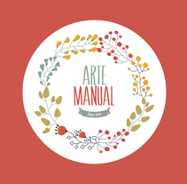 Arte Manual. A Br, ing, Identit, and Graphic Design project by Julia  Martínez Bonilla - 08-02-2014