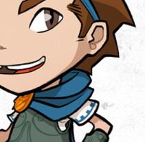 Diseño de personajes. Un proyecto de Ilustración de Marco Antonio Paraja Corbato         - 17.12.2013