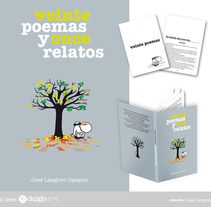 Ilustración y diseño de libro. A Illustration, Editorial Design, and Graphic Design project by Carlos Entrena - 27-01-2013
