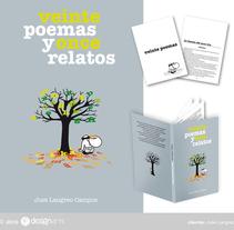 Ilustración y diseño de libro. A Editorial Design, Graphic Design&Illustration project by Carlos Entrena - Jan 28 2013 12:00 AM