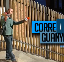 Corre i guanya. A Film, Video, and TV project by Pau Avila Otero         - 16.02.2014