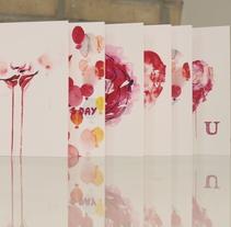 Postales de San Valentin / Valentine Cards. Um projeto de Ilustração de Paula López         - 27.02.2014