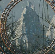 Lugares Abandonados 3D. Un proyecto de Diseño, 3D y Diseño de juegos de Yanire Delgado         - 14.02.2014