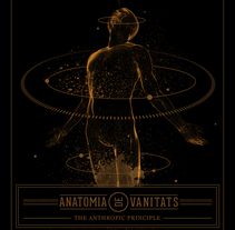 ANATOMIA DE VANITATS en Box-pack. A Design, Illustration, Music, Audio, Art Direction, and Graphic Design project by Alonso Urbanos - 03-03-2014