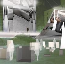arquitectura efimera. Un proyecto de 3D de Montse Quirós         - 19.12.2008
