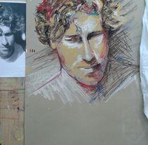Pastel. Un proyecto de Bellas Artes de Andrea Revilla         - 03.03.2014