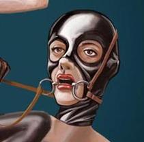 Hot Riding. Un proyecto de Ilustración de jorge fernández toledano - Jueves, 06 de marzo de 2014 00:00:00 +0100