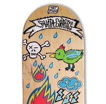 Skateboard • Choose Life #SkateArt. A Design, Illustration, and Fine Art project by Matdisseny (marc argelich trigo) - 01-12-2013