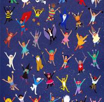 Guía de disfraces. Um projeto de Ilustração de Maite Caballero Arrieta         - 08.03.2014