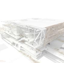 Infografía 3D constructiva. Un proyecto de 3D y Arquitectura de Leopoldo Tabares de Nava Sieper         - 09.03.2014