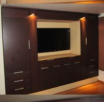 Mobiliario diseñado en Gadsden S.A. de C.V.. Un proyecto de Diseño industrial de Jorge Luis Márquez Haro         - 11.03.2014