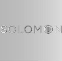 Solomon. Un proyecto de Br, ing e Identidad y Diseño gráfico de Elvira Soriano Chamorro         - 23.10.2013