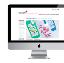 Josami Web Site. A Web Design, and Web Development project by Ángelgráfico  - 24-03-2014
