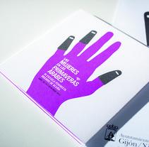 """Mujeres en las """"primaveras árabes"""". Un proyecto de Diseño, Diseño editorial y Diseño gráfico de Juan Jareño  - 27-03-2014"""