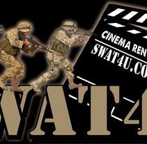 swat4u - vestuario - utileria - atrezzo. A Film, Video, TV, Art Direction, and Costume Design project by swat4u         - 27.03.2014