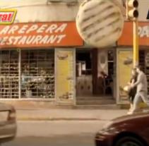 PHARMORAT / RETO PHARMORAT (Arepera) [tv spot]. Um projeto de Direção de arte de Rafael González Guasco         - 22.08.2013