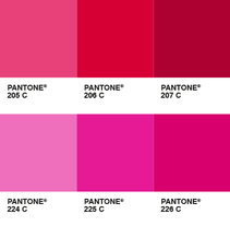 Pantone as pixel. A Graphic Design project by Txaber Mentxaka - Apr 01 2014 12:00 AM