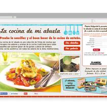 Microsites Planeta DeAgostini / Altaya. A Web Design project by Zahira Rodríguez Mediavilla - Apr 02 2014 12:00 AM