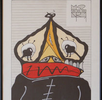 Besugo. Un proyecto de Ilustración y Pintura de Ramon Sort         - 01.04.2014