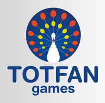 TOTFAN Games - web. Um projeto de Web design de Carme Carrillo Cubero         - 17.12.2013