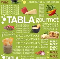 Banners de Tabla gourmet. Um projeto de Design e Publicidade de Martha Midori nicolas huaman         - 06.06.2012