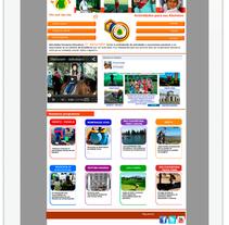 D`excursion. Un proyecto de Diseño Web de Cristina  Álvarez          - 08.12.2012