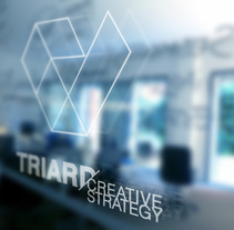 Triard Creative Strategy. A Design, Creative Consulting, and Graphic Design project by FEDE DONAIRE         - 16.04.2014