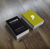 Itínera. A Design, Br, ing, Identit, and Graphic Design project by Think Diseño - 20-12-2013
