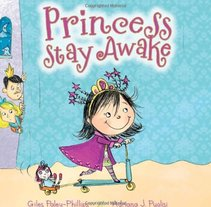 Princess's stay awake . A Illustration, and Editorial Design project by Adriana Juárez Puglisi - 28-04-2013