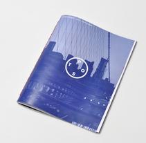 Post Data. Un proyecto de Br, ing e Identidad, Diseño editorial y Diseño gráfico de Soberbia  - 11-12-2013