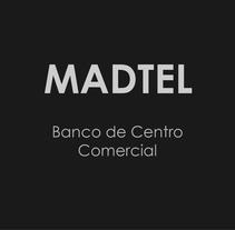 Banco de Centro Comercial. Un proyecto de Diseño de Alexia Alvarez - 30-04-2014