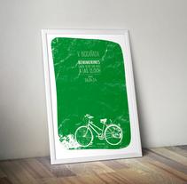 Bicicañada. Um projeto de Design de Gema Pelegrín         - 04.05.2014
