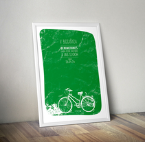 Bicicañada. Un proyecto de Diseño de Gema Pelegrín         - 04.05.2014