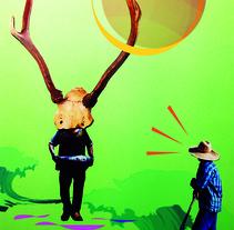 Ilustración. Un proyecto de Ilustración y Diseño de personajes de inmantadagrafik  - 05-05-2014