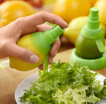 Citrus Spray for Lékué. A Cooking, and Product Design project by Joan Rojeski         - 06.09.2015