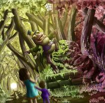 Nuevo proyecto. A Illustration project by Alejandro López Burón - 07-05-2014
