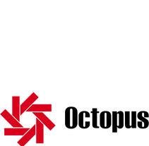 Octopus. Un proyecto de Br, ing e Identidad, Diseño gráfico y Tipografía de Marcelo Bordas - Jueves, 01 de enero de 2004 00:00:00 +0100