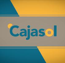 Intro Gala Instituto de Estudios Cajasol. Un proyecto de Motion Graphics y Animación de Carmen Aldomar         - 30.06.2012