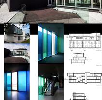 PASS XXII [Centro de Servicios Múltiples Roces-Porceyo]. Un proyecto de Diseño, Instalaciones, Arquitectura, Arquitectura interior y Diseño de interiores de Jesús Sotelo Fernández - 24-04-2014