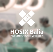 HOSIX Balia. A UI / UX project by Alex R Chies - May 13 2014 12:00 AM