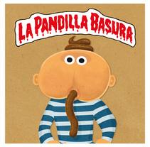 La Pandilla Basura. Un proyecto de Ilustración de Alejandro Antoraz Alonso - 25-02-2012