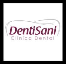 Logo Dentista. Um projeto de Design, Br e ing e Identidade de Adriana Alejos - 15-05-2014