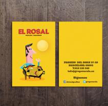 EL ROSAL. Um projeto de Design e Ilustração de Anna  Pujadas Baqué         - 25.05.2014